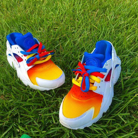 Air Huarache Superman edition Nike Huarache 288f0a9b4