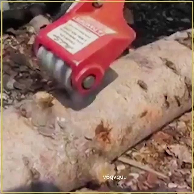 Forest Log Debarker