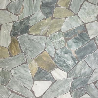 Perfect Irregular Flagstones Fit Together Like Puzzle Pieces For A Natural Looking  Hardscape.