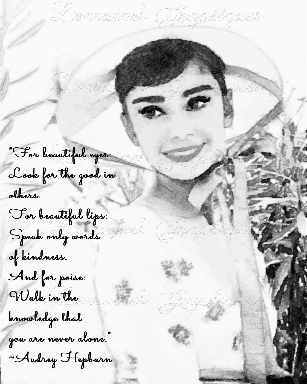 Classic Hollywood, Beauty Recipe, Audrey