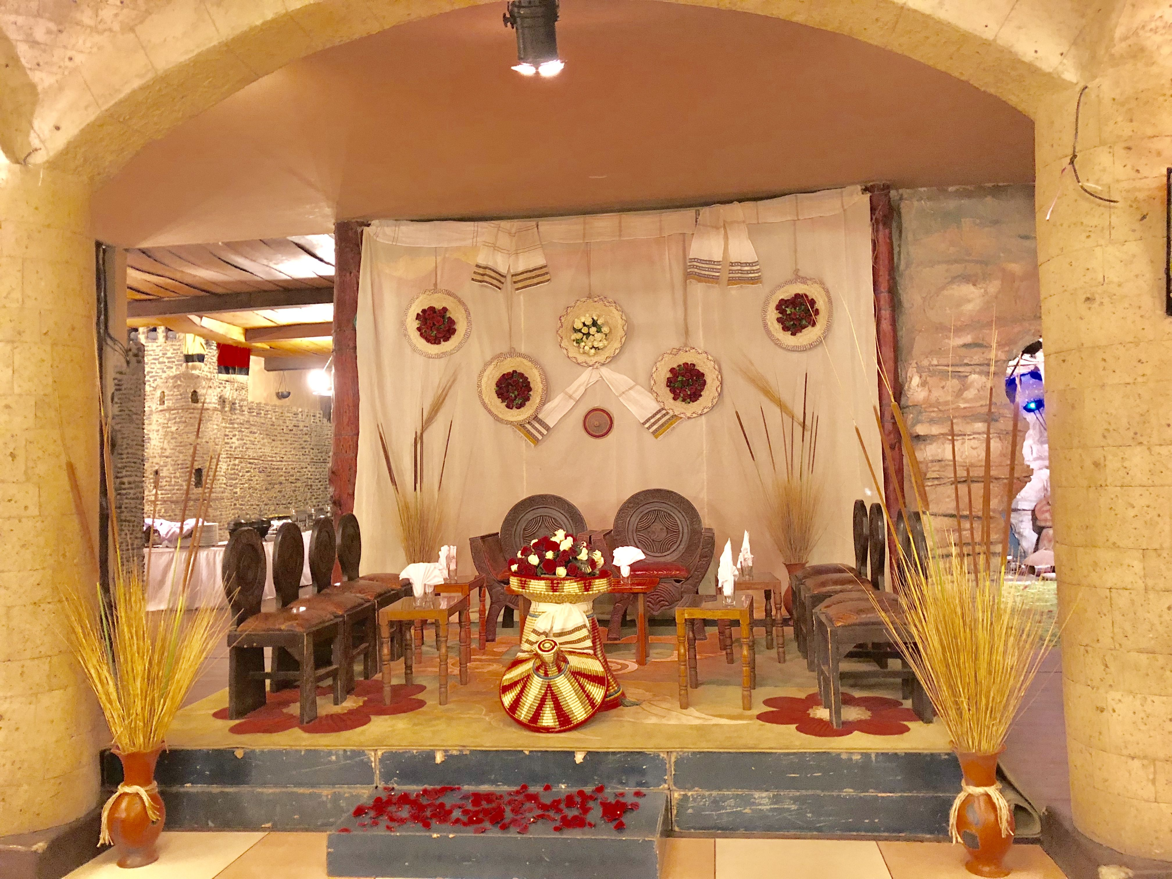 Ethiopianmelsedecor Traditional Wedding Decor Decor Traditional