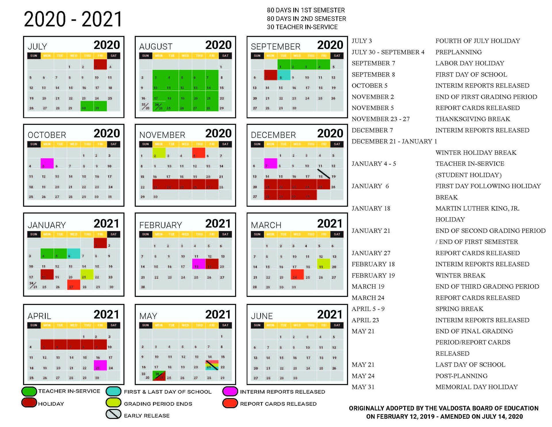 Gsu Calendar 2021-22 Images