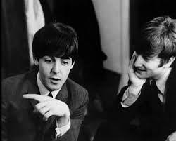 Resultado De Imagem Para Paul And John Lennon Friendship