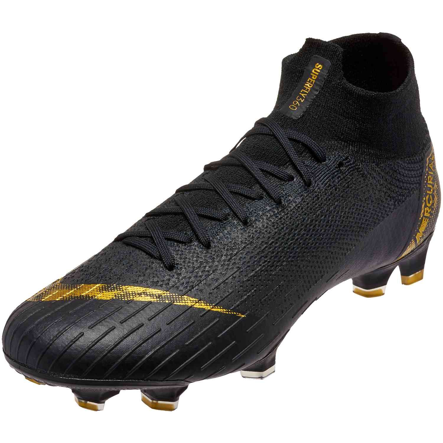 17ee8dc6 Nike Mercurial Superfly 6 Elite FG – Black Lux | Nike Mercurial ...
