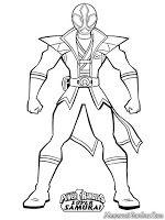 Gambar Mewarnai Power Ranger Power Rangers Gambar Kartun