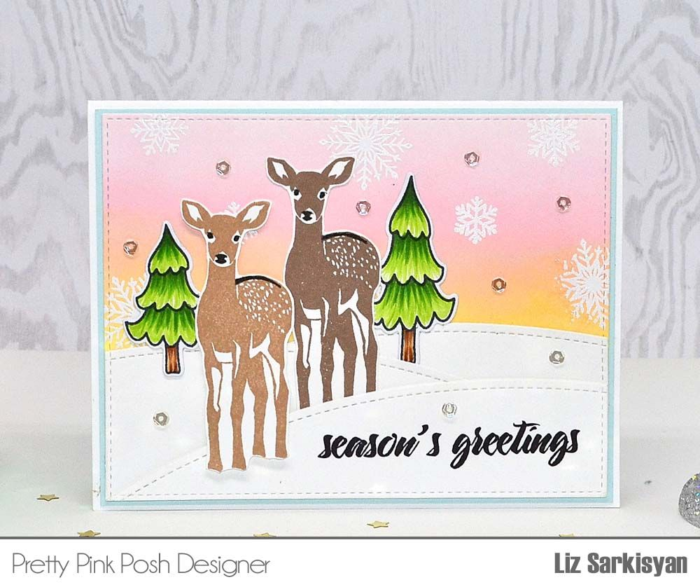 Create For Family and Friends: Altenew + Pretty Pink Posh Collaboration Blog Hop