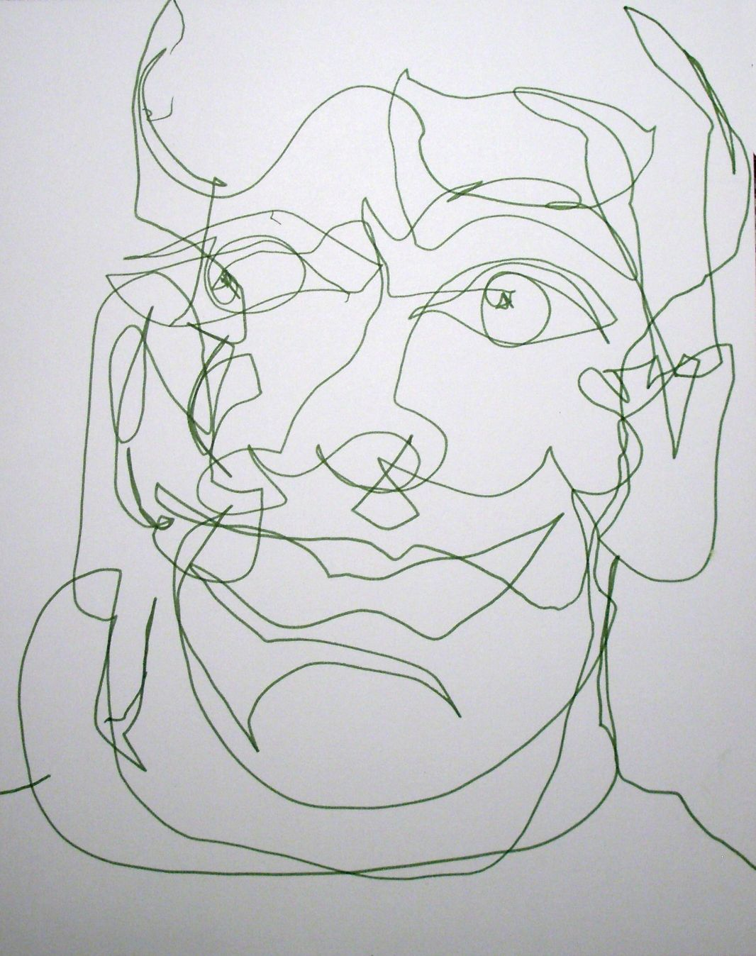 Contour Line Drawing Leonardo Da Vinci : Image julia kay i can t express enough how much value