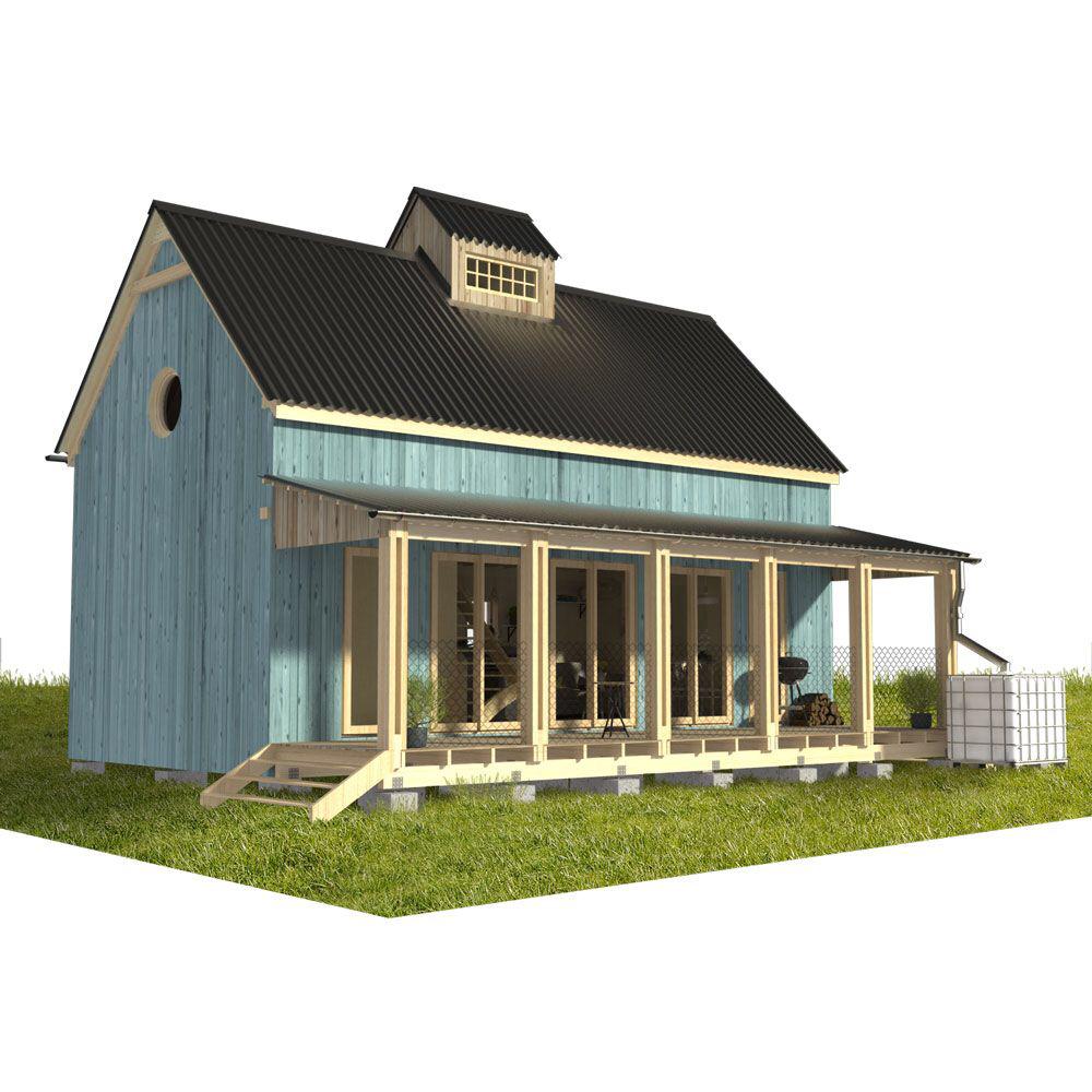 Lake Cabin Plans Small Cabin Plans Cabin Plans With Loft Small Lake Houses
