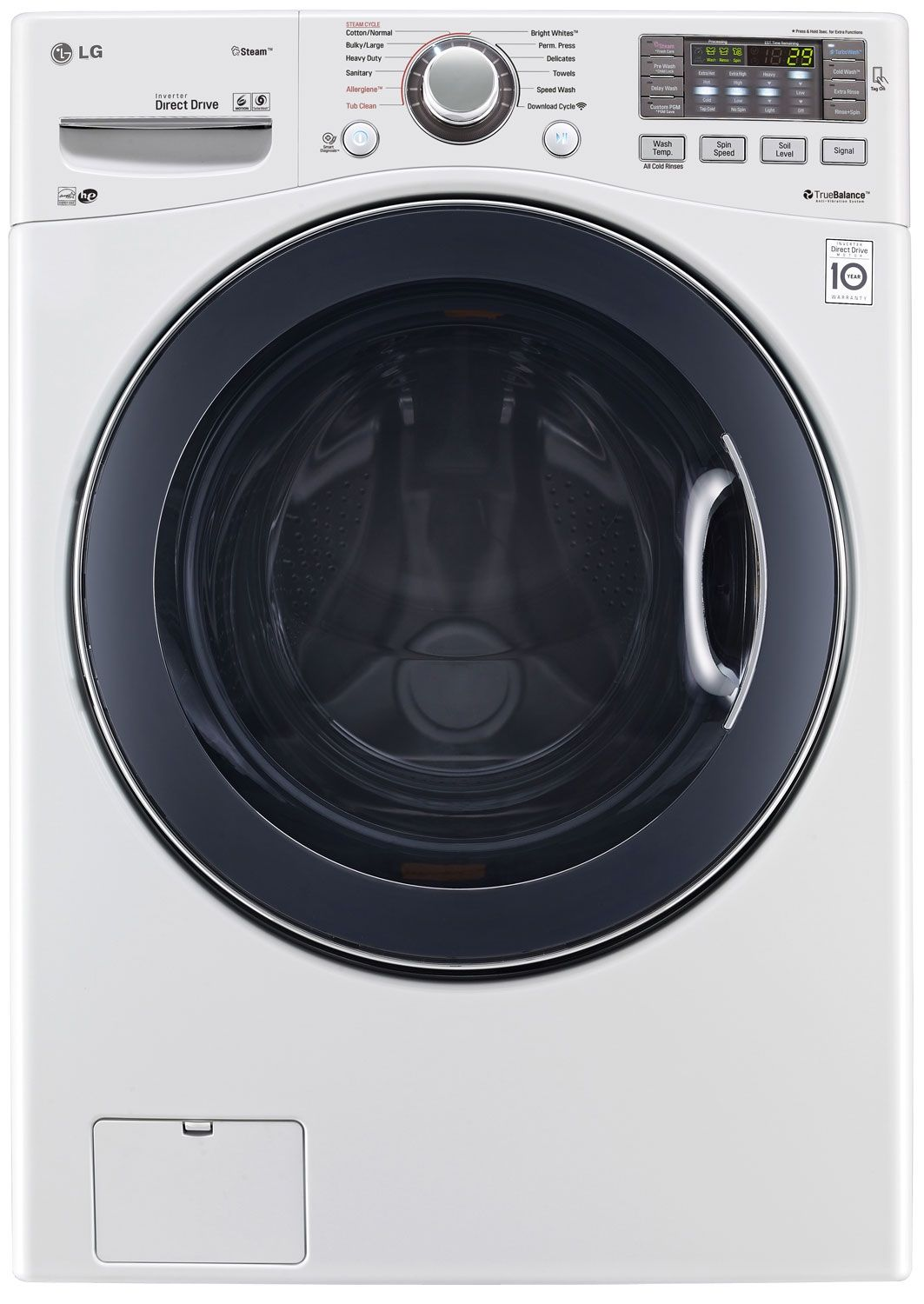 LG WMHWA Front Load Washers Condo Pinterest - Abt washers