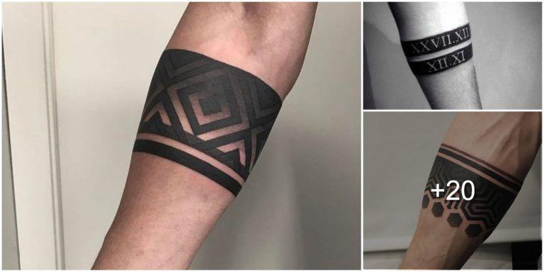 Resultado De Imagen De Tattoo Brazalete Hombre Tatuajes Tatuaje