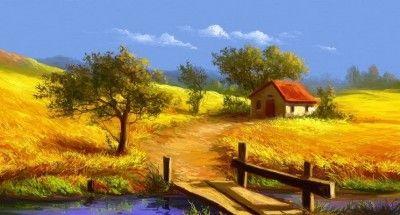 El cuadro mas bonito del mundo para descargar kuce - Ideas para pintar cuadros ...