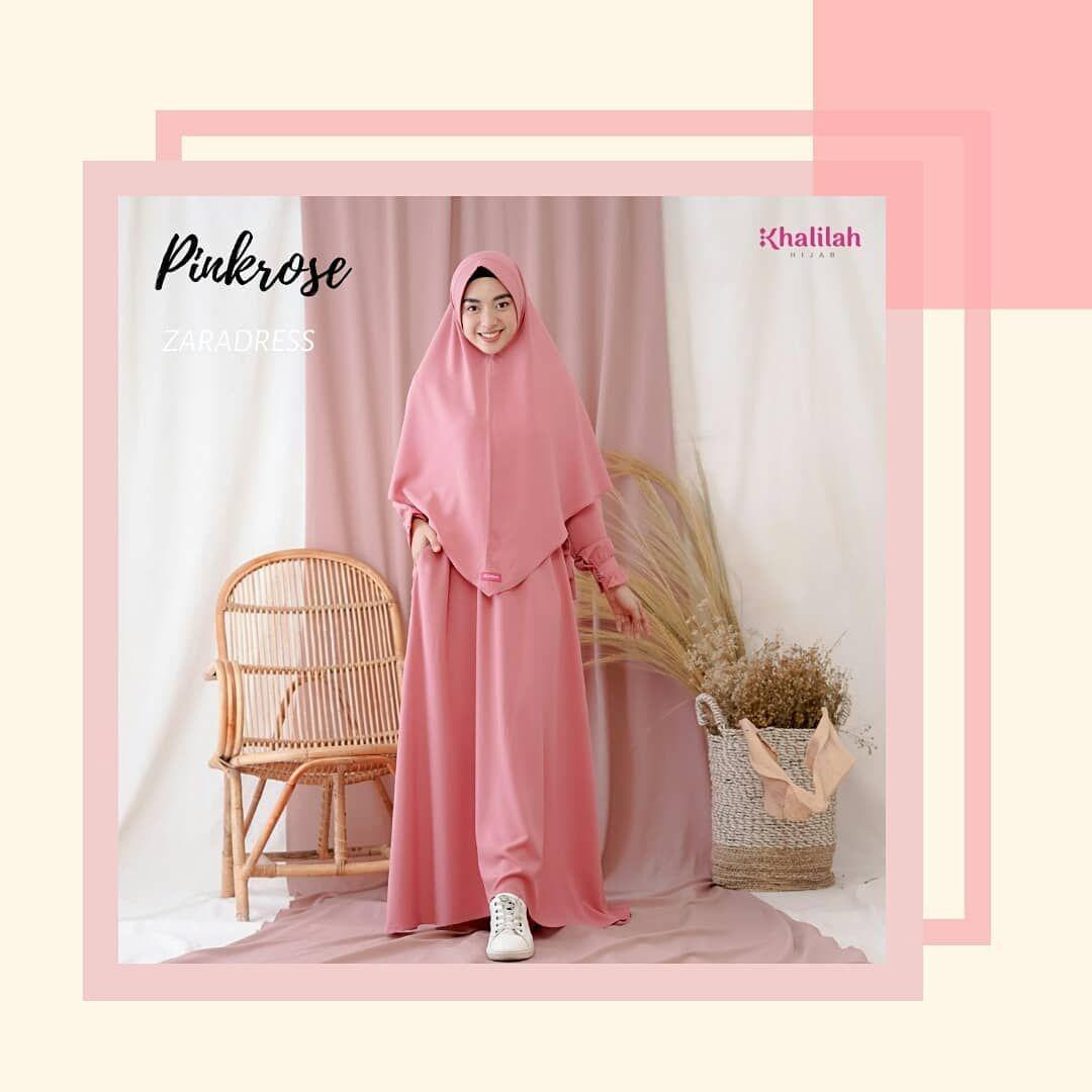 Gamis cantik yang terbaru dari Khalilah. Zara Dress .  Pre