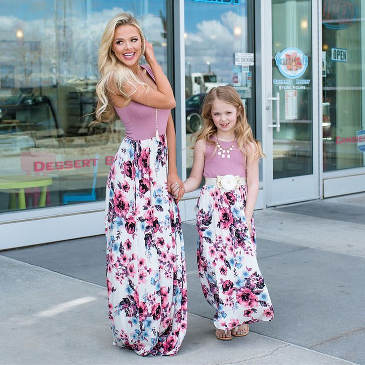 4ddff9bc0c8b How to Find Mommy and Me Matching Outfits for Spring - April Golightly