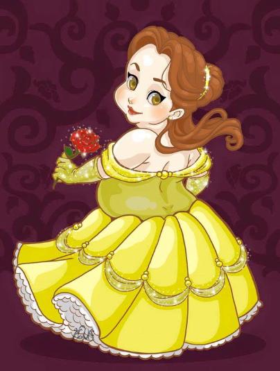 Belle by Aqua Furlong