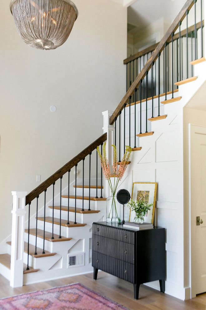 Best Interior Design Ideas Modern Rustic Chic Foyer 400 x 300