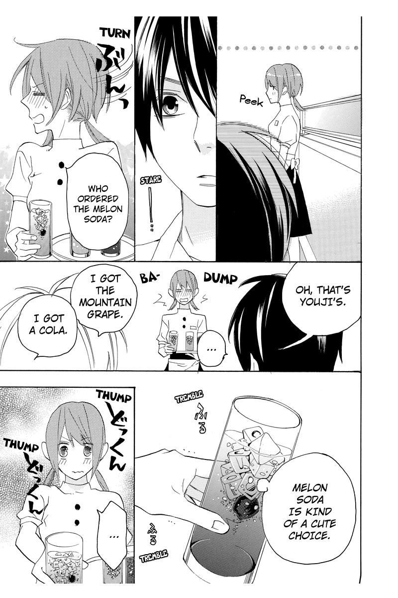 Read manga Nisekoi Doumei. Nisekoi Doumei. 050 online in high quality