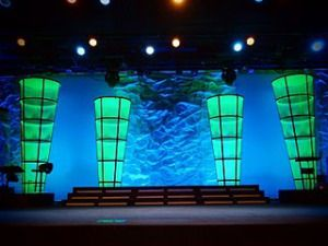 Stage Designs Sets And Creative Elements Design