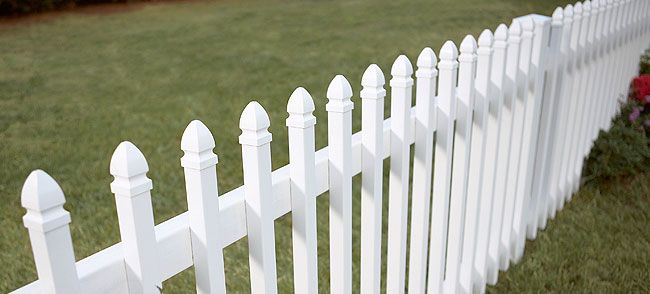 Install Vinyl Fencing Installing Any Fence Is A Two Person Job That Requires Multiple Days To Complete Concrete T Fence Gate Design Fence Design Vinyl Fence