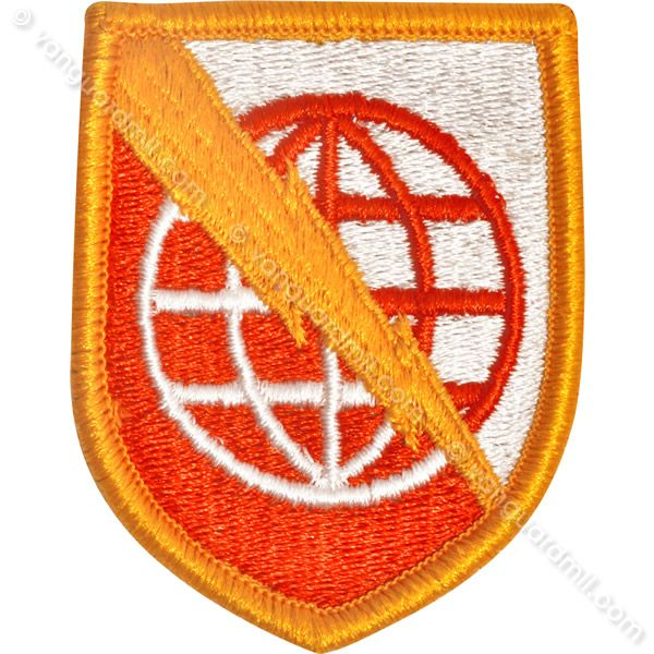 Army Patch: U S  Strategic Command: STRATCOM - color | Patches