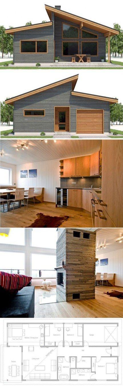 New House Small Modern Exterior Ideas Narrow House House Exterior House Designs Exterior