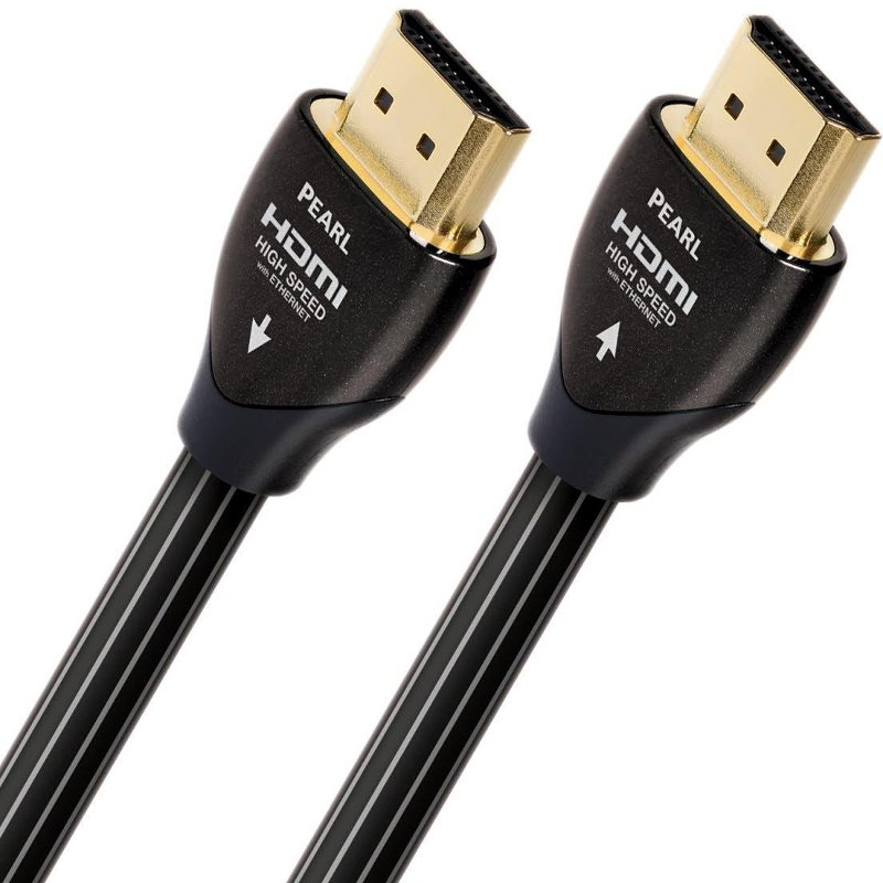 Audioquest Pearl 3 3 Foot Hdmi Cable Hdmi Cables Pearls Cable