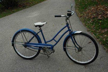 Sears And Roebuck Bicycles Vintage 30 Vintage 60 S J C