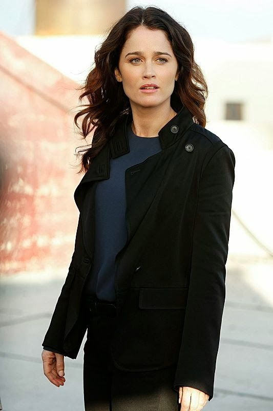 Robin Tunney as Teresa Lisbon - The Mentalist