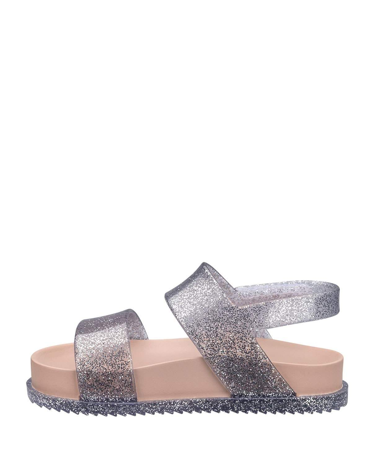 1b2c211d7b Mini Melissa Cosmic Glittered Sandal, Toddler in 2019 | Products ...