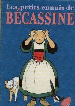 Couverture de Bécassine n°26: Les petits ennuis de Bécassine