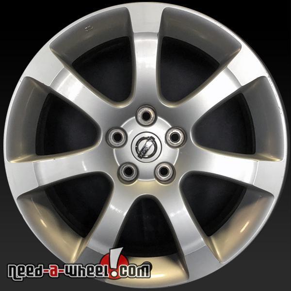 Pin on Nissan OEM Wheels