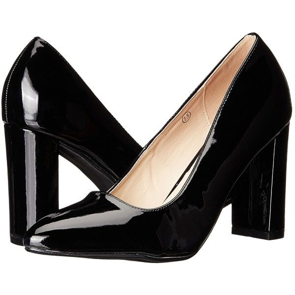 Womens Shoes C Label Lychee-1 Black