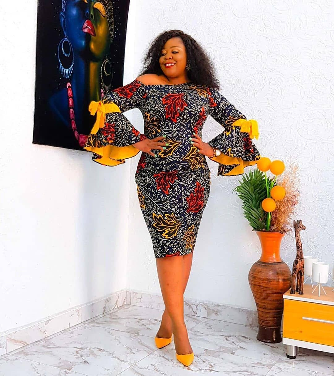 2020 Latest Trending And Classy Ankara Fashion Styles For