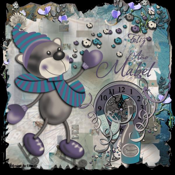 Mabel'Tags Creations: Tag Nº 1  Diciembre 2012