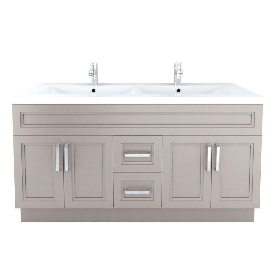 Attrayant Cutler Kitchen U0026 Bath Urban Daybreak Contemporary Bathroom Vanity 60 In X  22 In