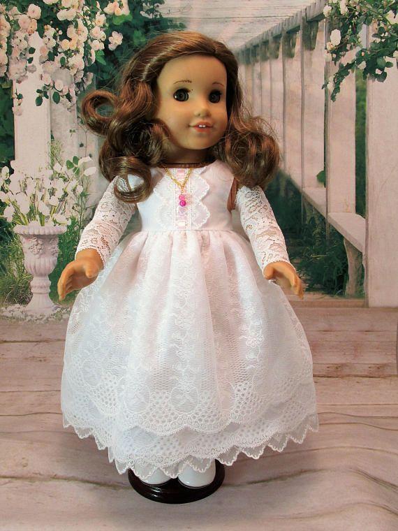 Garden Party Dress for American Girl Doll | Pinterest