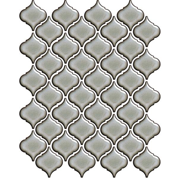 Nla 10a コラベル10 Aパターン紙貼り タイル通販 ボウクス タイルマーケット 2020 パターン モザイクタイル 紙