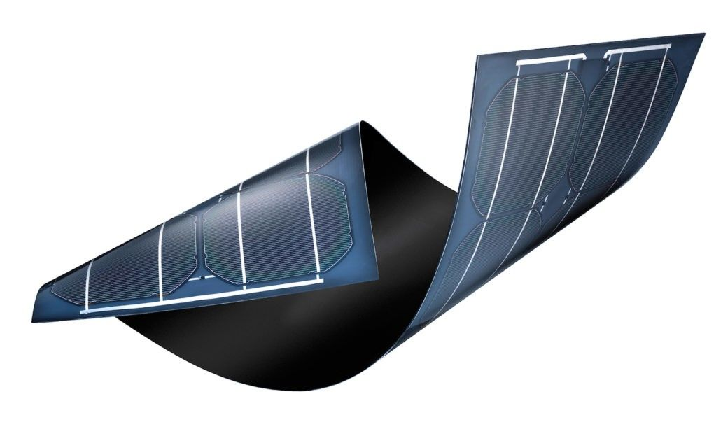 Sunflare S New Ultra Thin Solar Wallpaper Can Stick To Any Surface Flexible Solar Panels Solar Panels Architecture Solar Panels