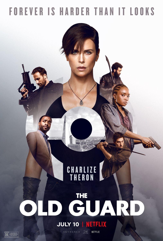 Poster Do Filme The Old Guard Melhores Filmes Filme Netflix Filmes De Acao