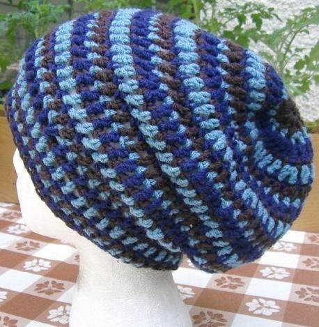 Crochet Pattern Rasta Tam Crochet Club Ochet Patterns Knitting