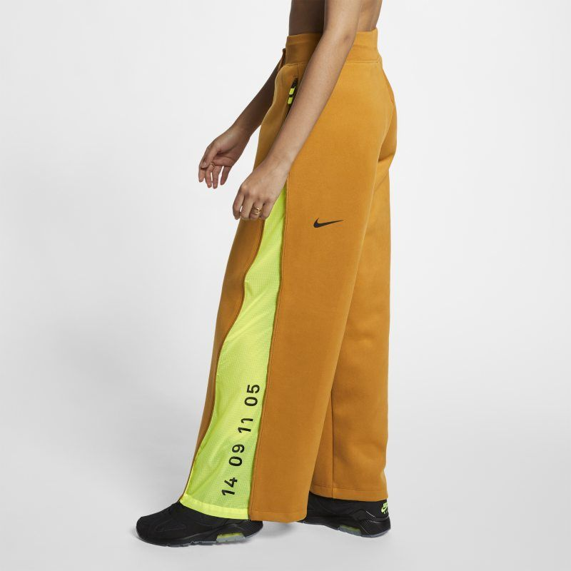 pantaloni in fleece - donna nike sportswear essential