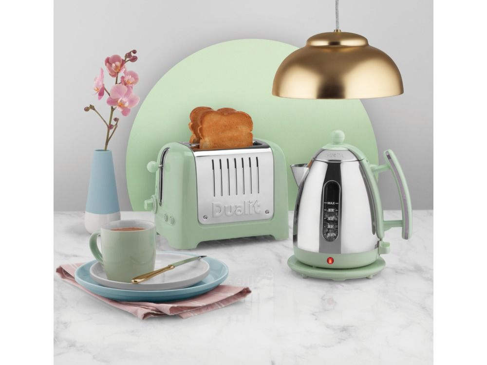 Metallic red 2 Slot Lite Toaster