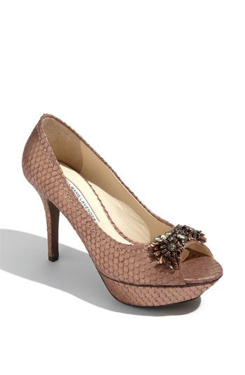 My wedding shoes...most comfortable shoes ever! Vera Wang Lavender  Navid   Pump   Nordstrom 6b9844be7474