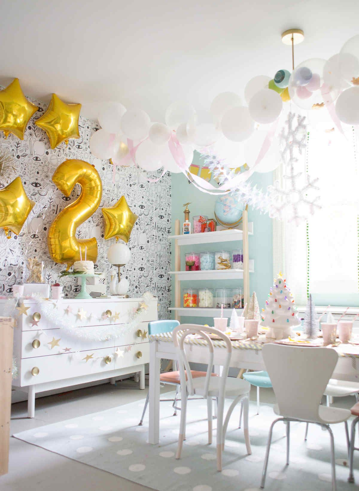 Easy Golden Birthday Party Ideas | Birthdays, Golden birthday ...