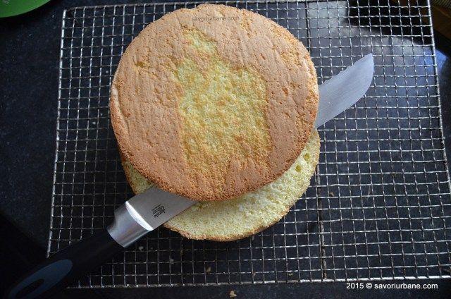 Savori urbane blat tort