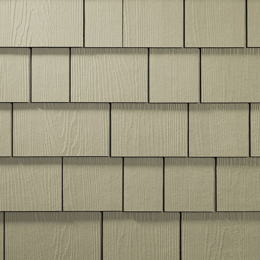 James Hardie Hardieshingle 15 25 In X 48 In Primed Woodgrain Fiber Cement Shingle Siding Shingle Siding Panel Siding Fiber Cement