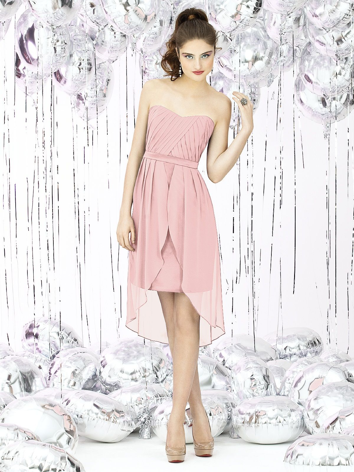 Social Bridesmaids Style 8120 | Pinterest
