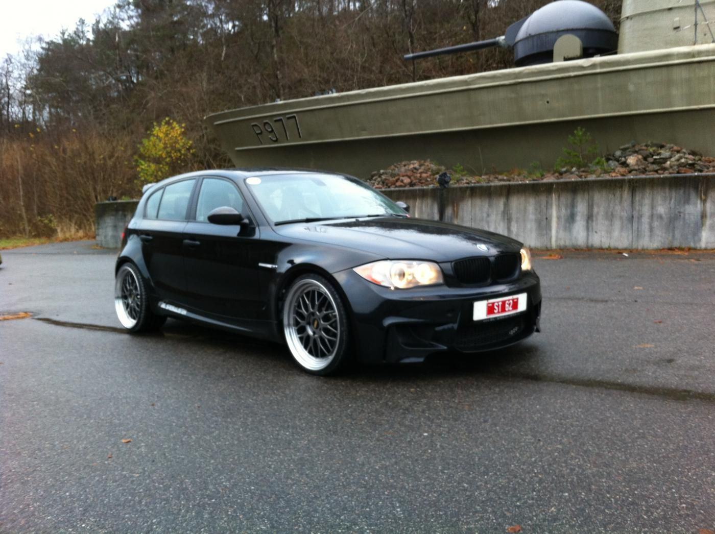 My 1m E87 N54 Custom Widebody Bmw 1 Series Bmw Hatchback