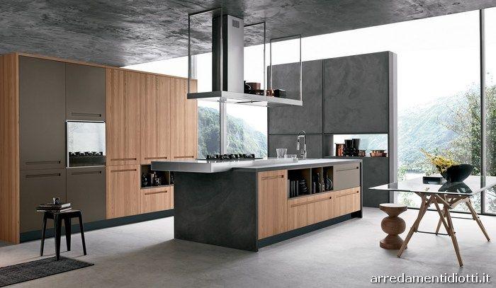 Mood-cucina-moderna-con-maniglia-incassata-anta (5)-big.jpg (700×407 ...