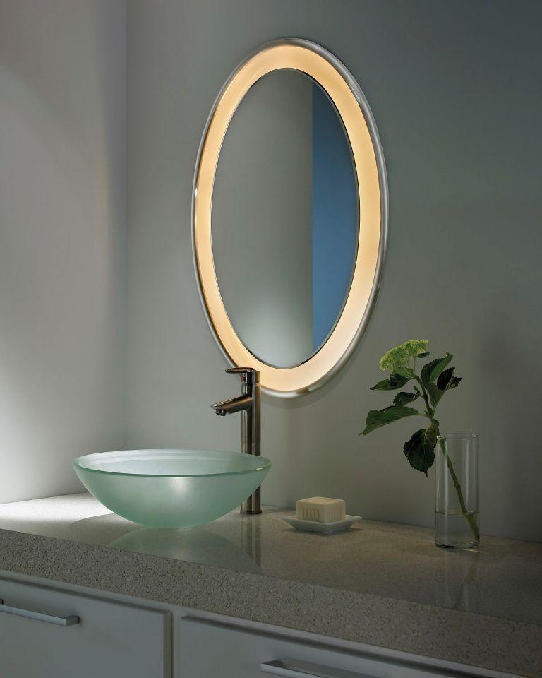 50 Charming Fabulous Bathroom Mirror Designs 2021 Pouted Com Espelho Led Bathroom Banheiro