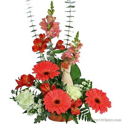 Viviano Flower Shop Item Details Sympathy Flowers Funeral Arrangements Casket Sprays